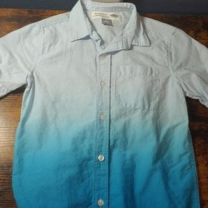 Old Navy SS ombre shirt